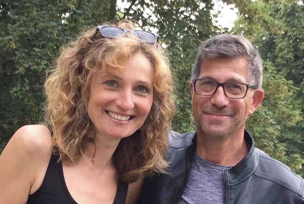 Pierre et Judith Egger